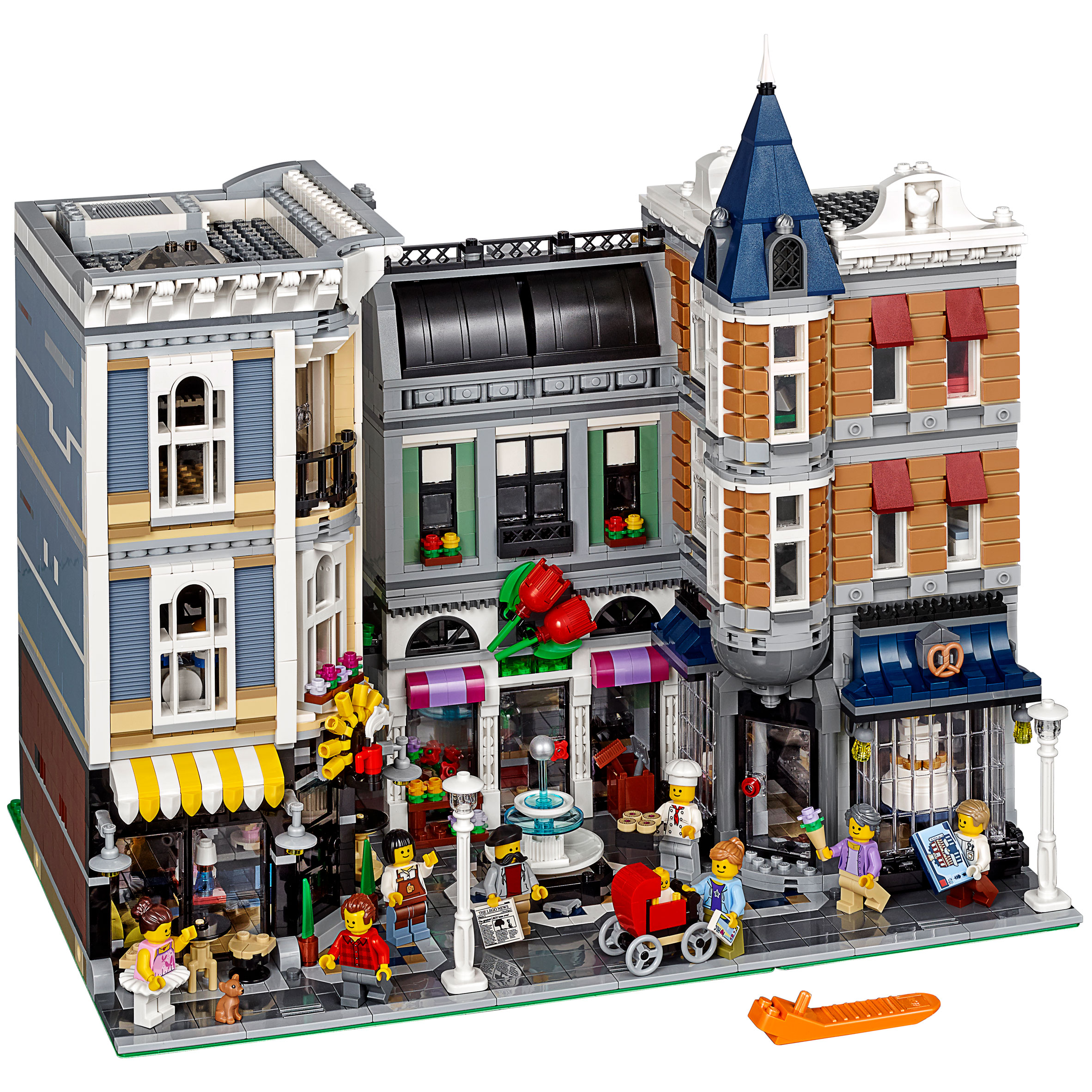 Assembly Square by Lego