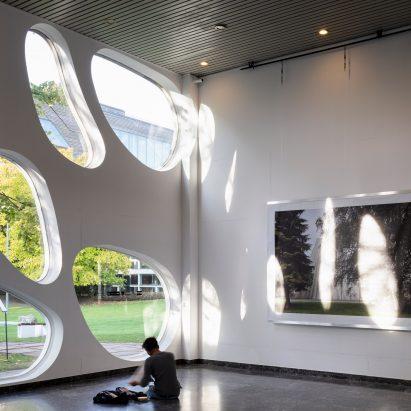 Léon Stynen architecture: DeSingel, Antwerp