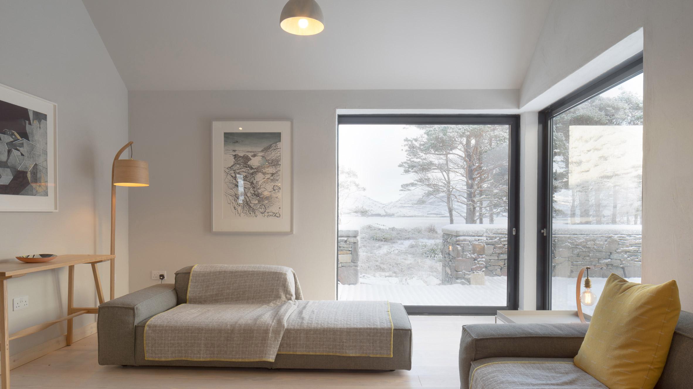 Lochside House, UK, by Haysom Ward Millar Architects