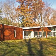 Marcel Breuer Lauck House restoration by Rafi Segal