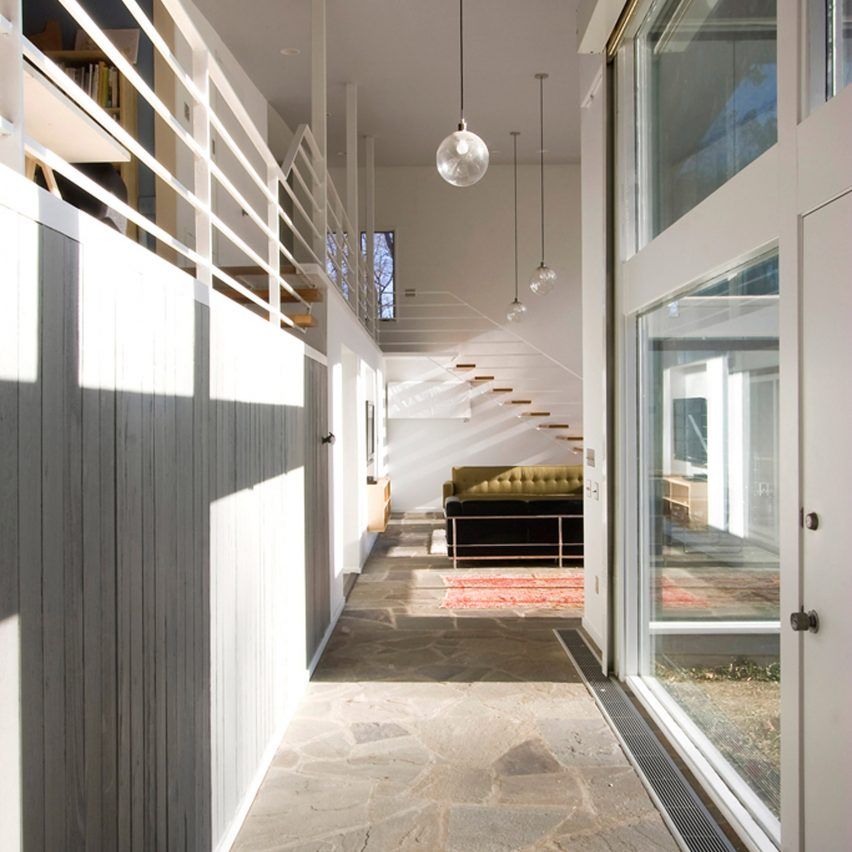 Marcel Breuer Lauck House restoration by Rafi Segal