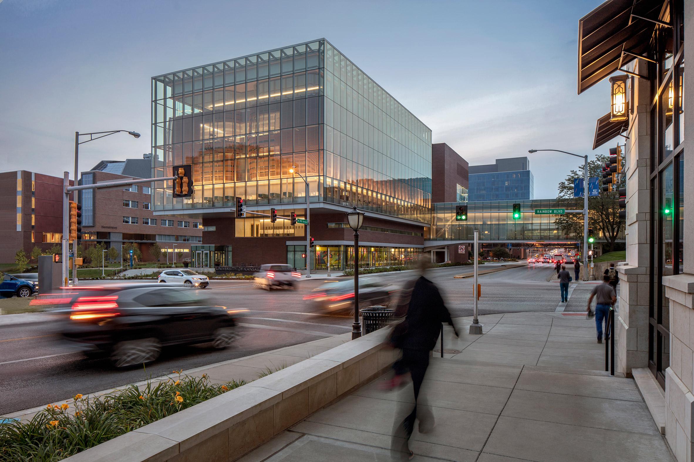 KU Medical Center by CO Architects