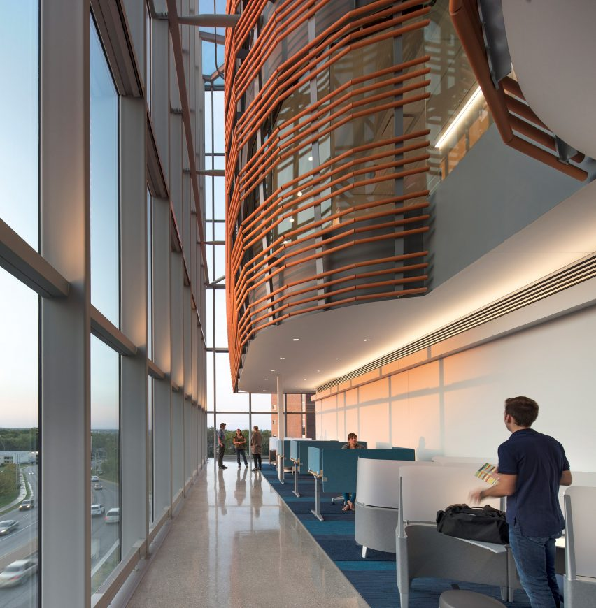 KU Medical Center by CO Architects