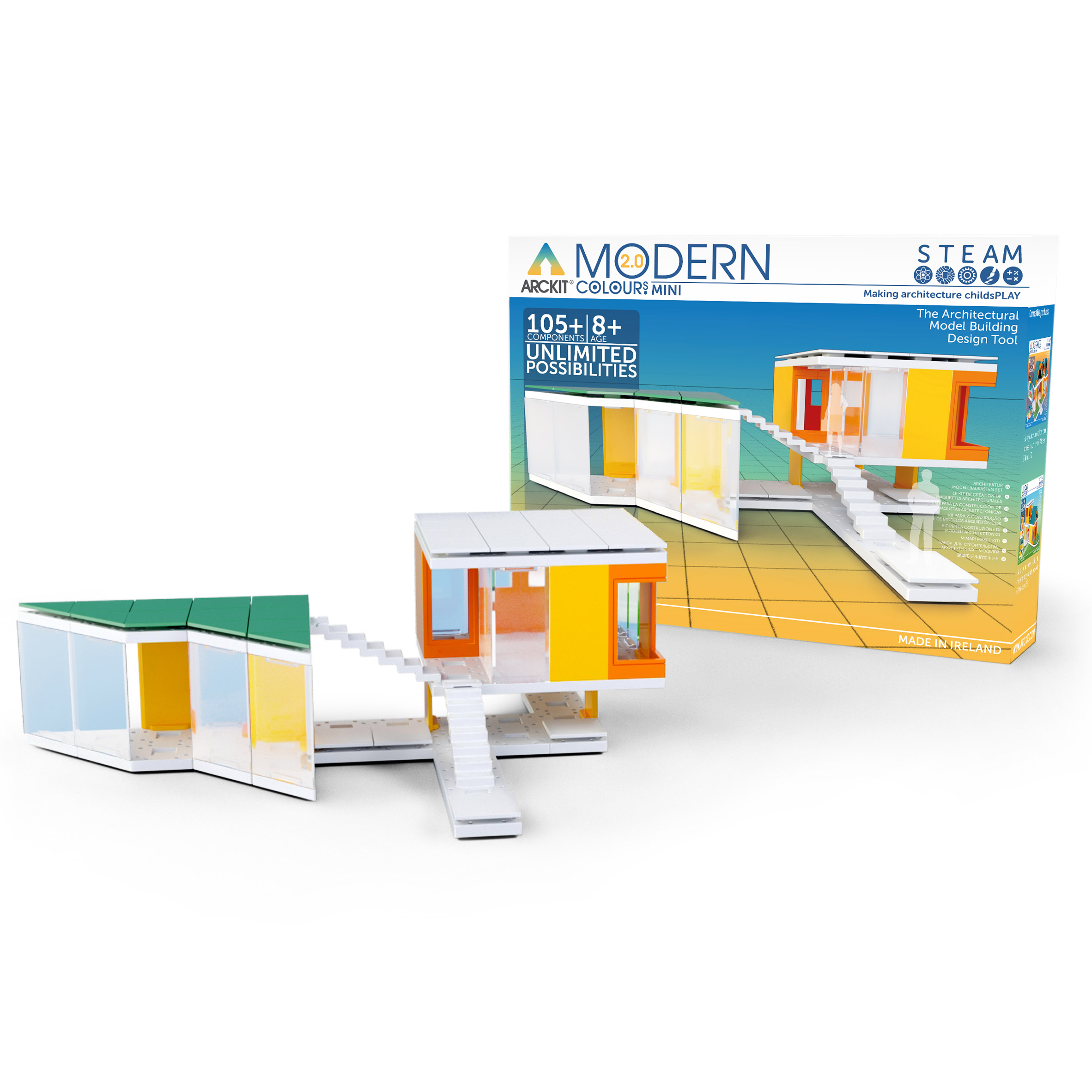 Mini Modern Colours 2.0 by ArcKit