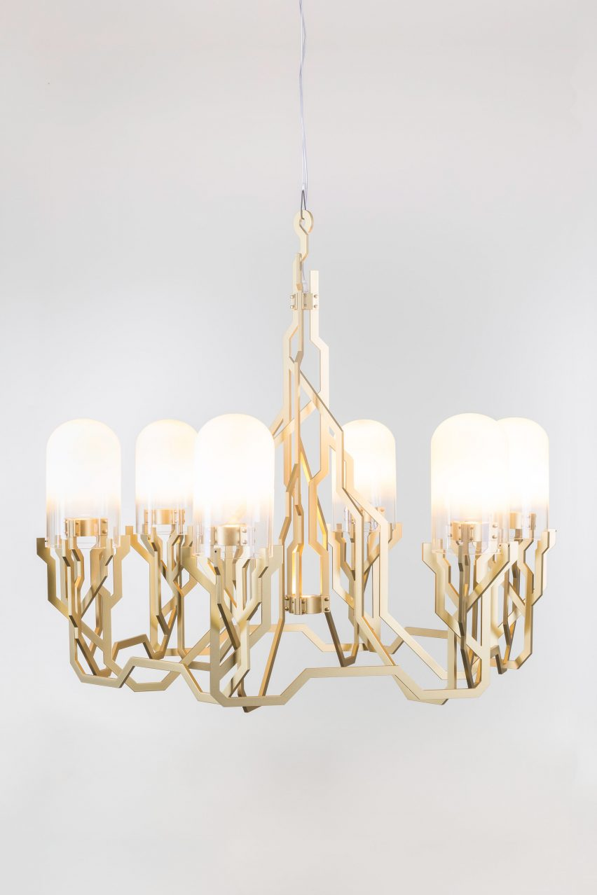 Plant Chandelier by Kranen/Gille for Moooi