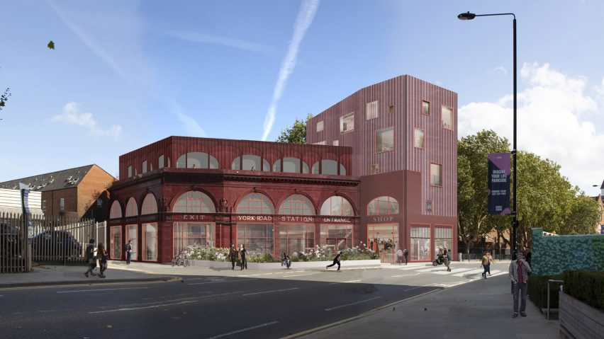 Morris + Company win New Horizon Youth Centre housing competition for London's hidden homeless