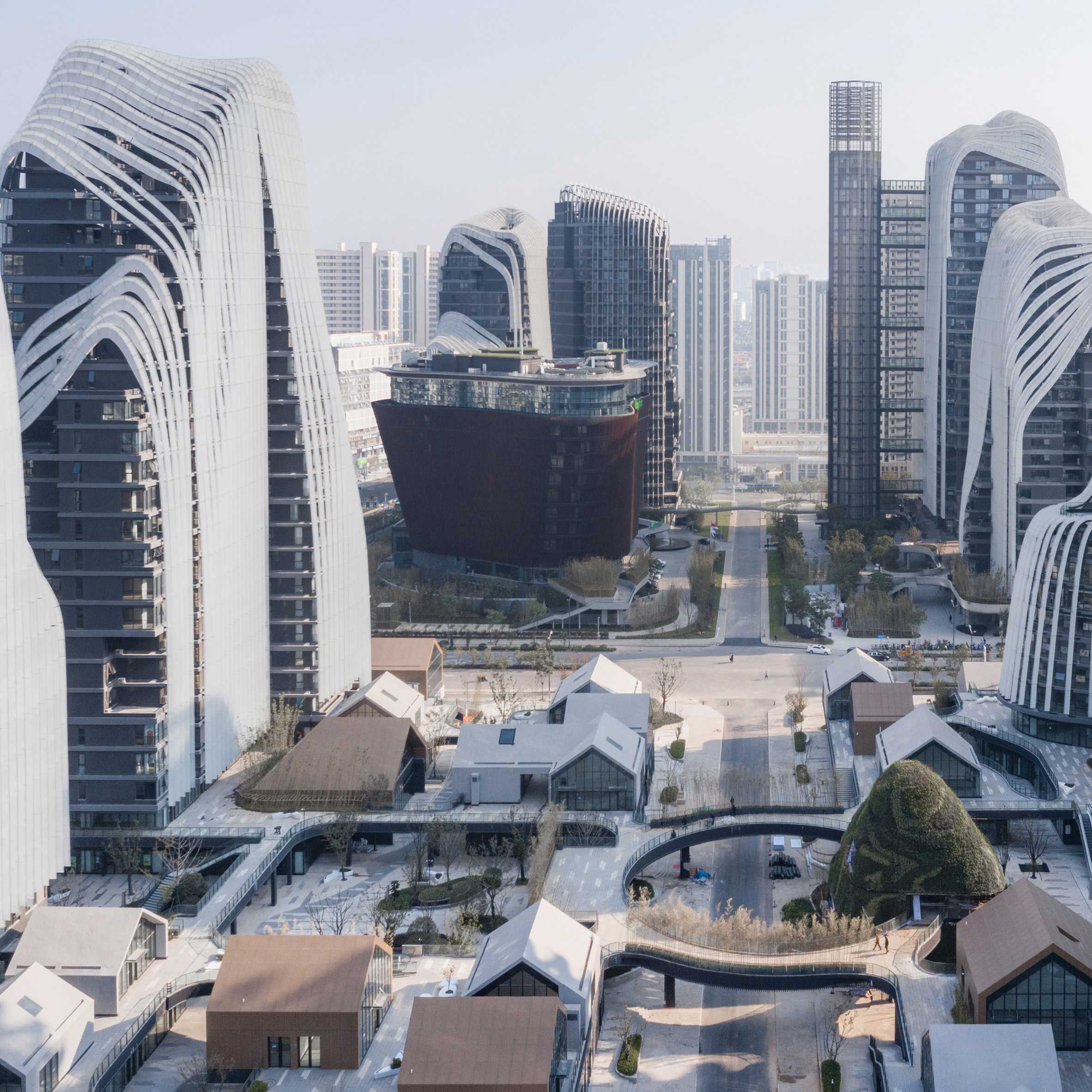 12 new buildings to look forward to in 2020: Nanjing Zendai Himalayas Center by MAD