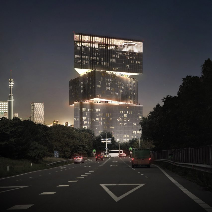 12 new buildings to look forward to in 2019: Nhow Amsterdam RAI Hotel, Netherlands, by OMA