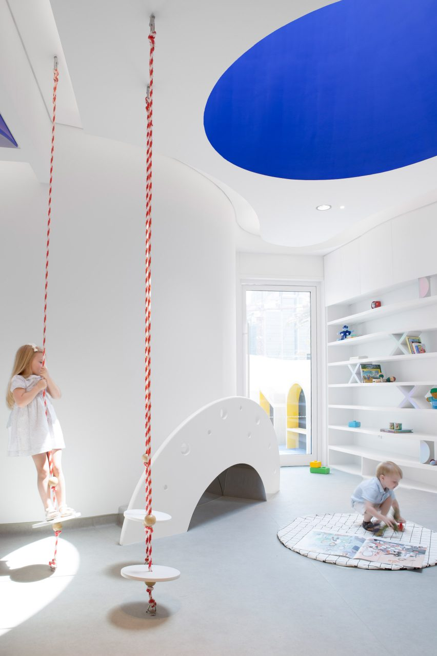 Nursery of the Future in Dubai by Roar
