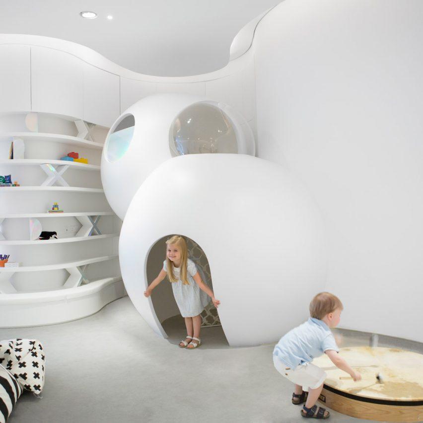 Nursery of the Future in Dubai by Roar
