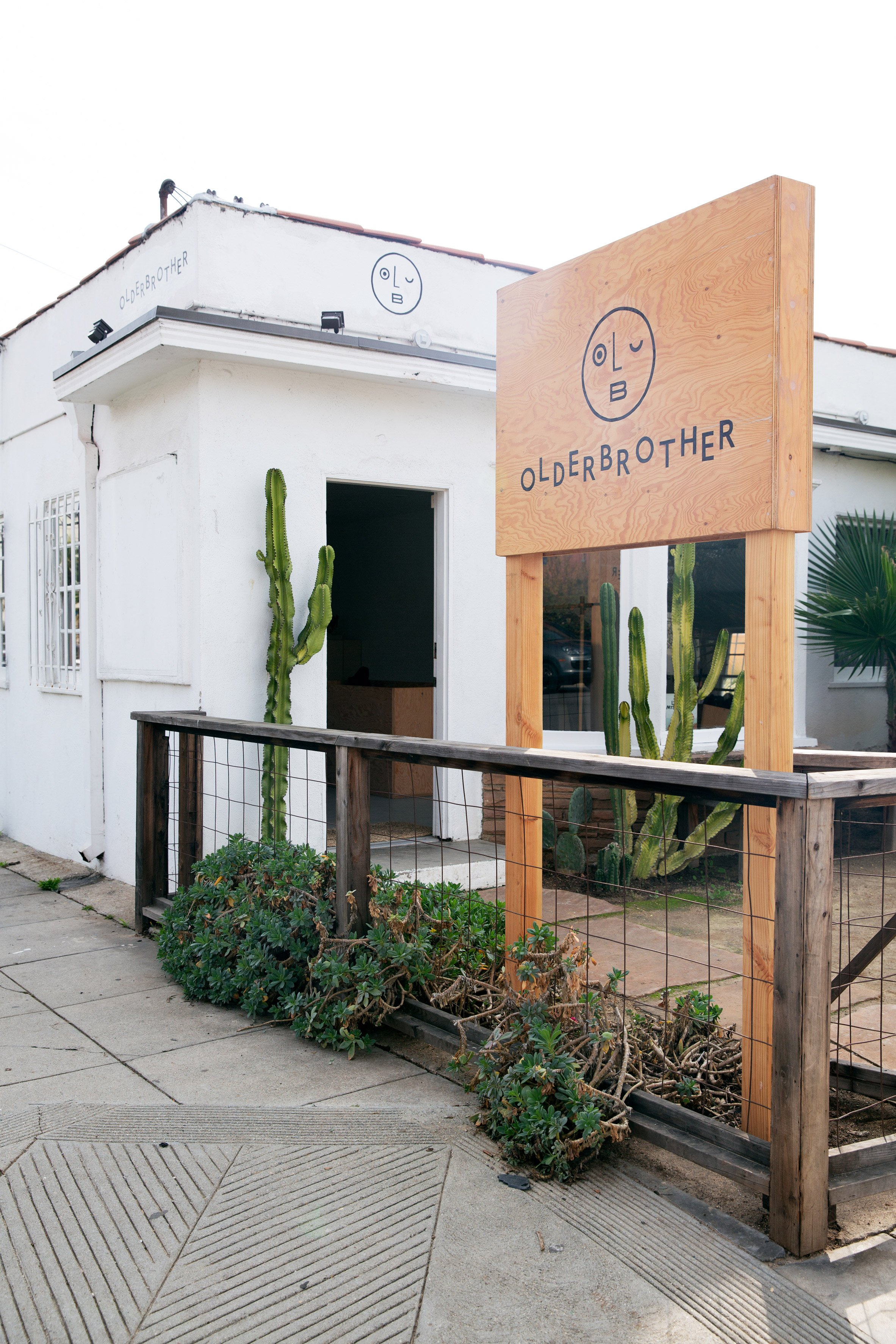 Olderbrother store in Venice Beach