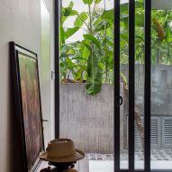 Planter Box House in Kuala Lumpur by Formzero
