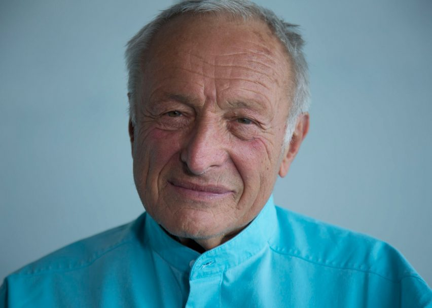 Portrait of Richard Rogers