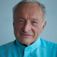 Richard Rogers scoops AIA Gold Medal 2019