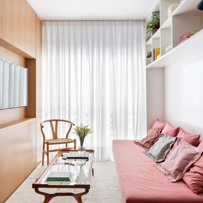 Sao Francisco Apartment by Leandro Garcia