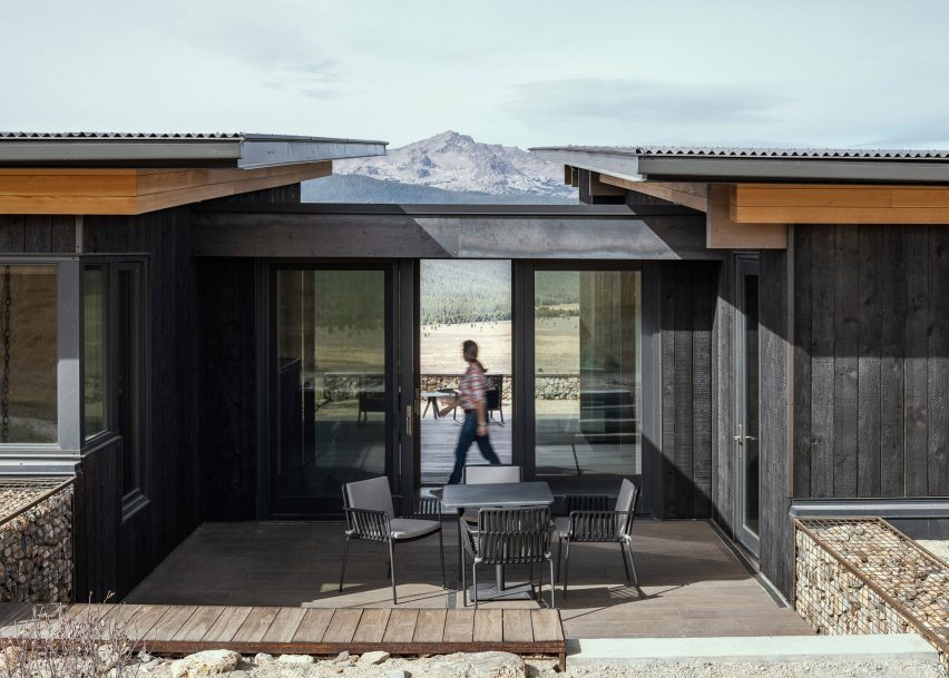 Shaw Mesa Residence, Idaho, by Michael Doty Associates