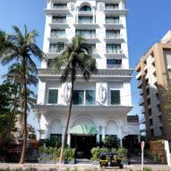 Exterior of Soho House Mumbai