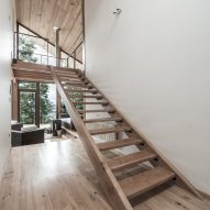 Split House by Hsu Gabriel Architects