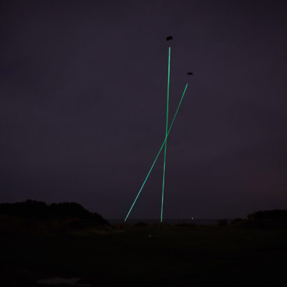 Windvogel energy-generating kites by Studio Roosegaarde