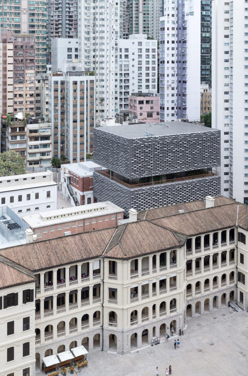 Tai Kwun Centre by Herzog & de Meuron