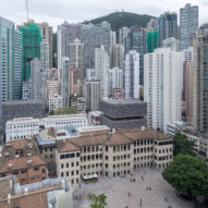 Herzog & de Meuron and Purcell transform Hong Kong's colonial buildings into Tai Kwun art centre