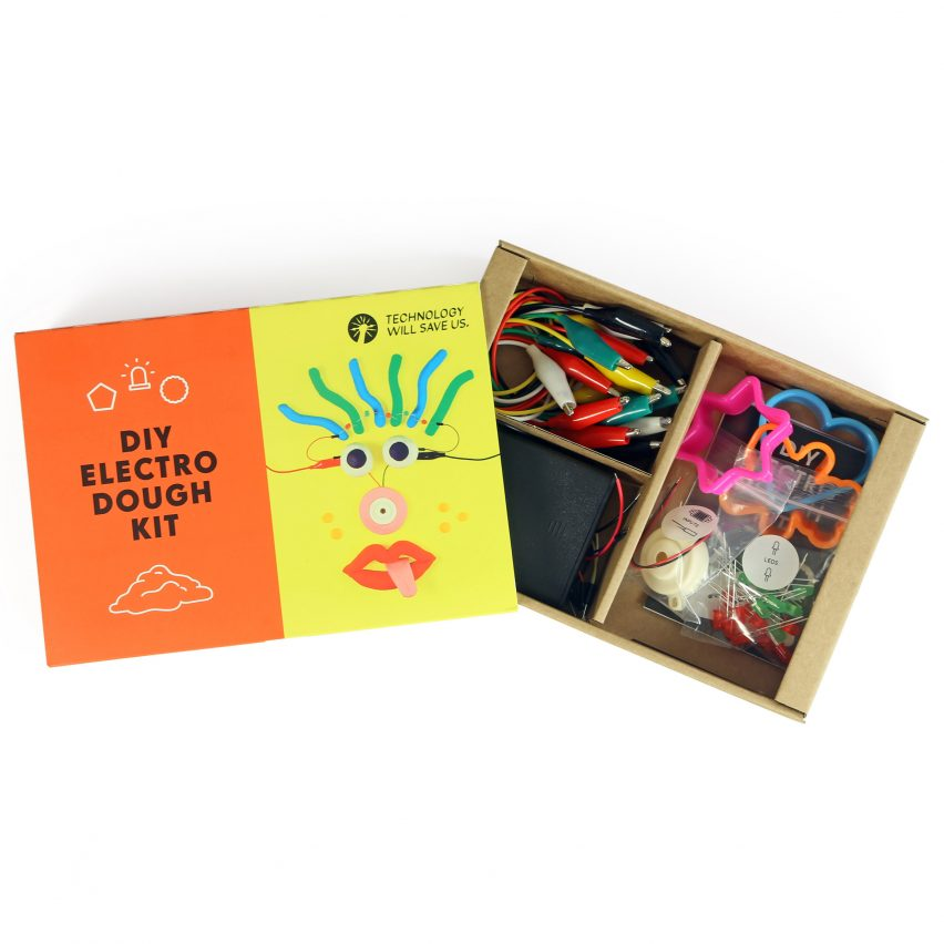 Electro Dough Kit by Tech Will Save Us