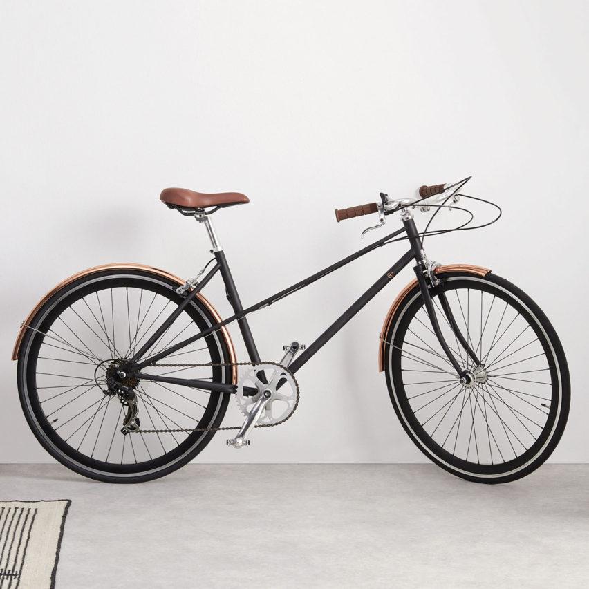 Tenby 7 Speed City Bike,