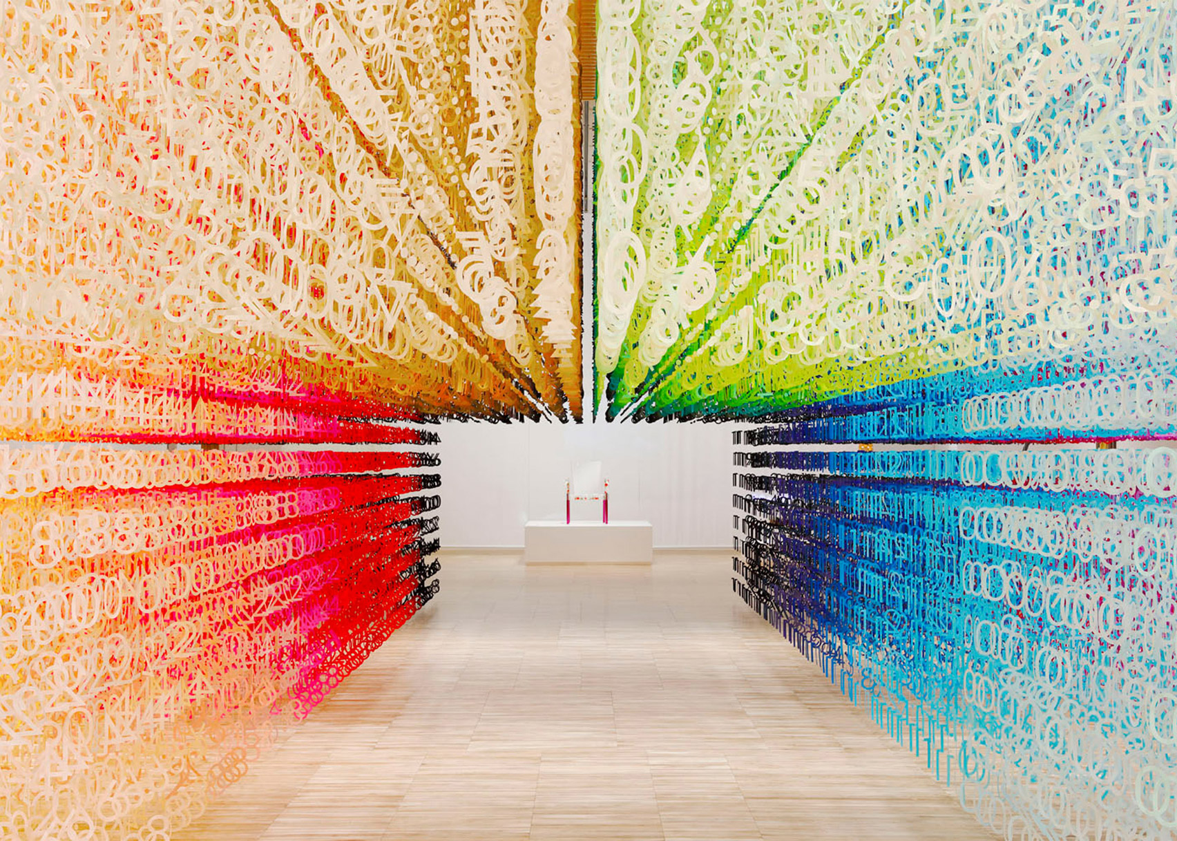 Colour of Time by Emmanuelle Moureaux
