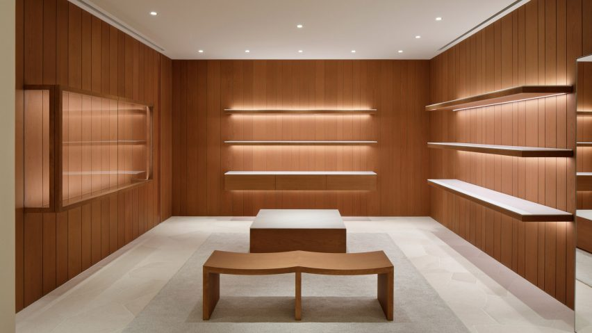 Marvelous ... Dezeenu0027s Top Shop Interiors Of 2018: Jil Sander By John Pawson