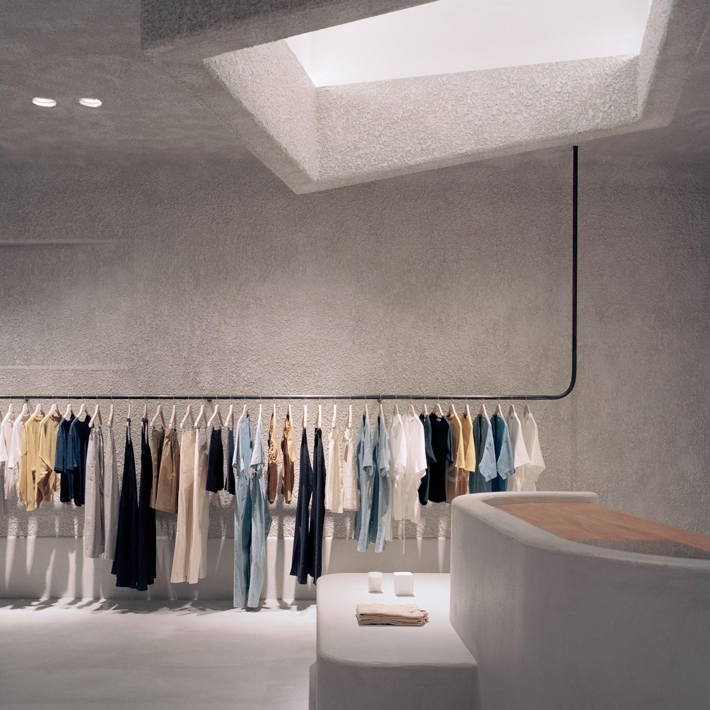Dezeen's top 10 shops of 2018: Kloke by Studio Goss