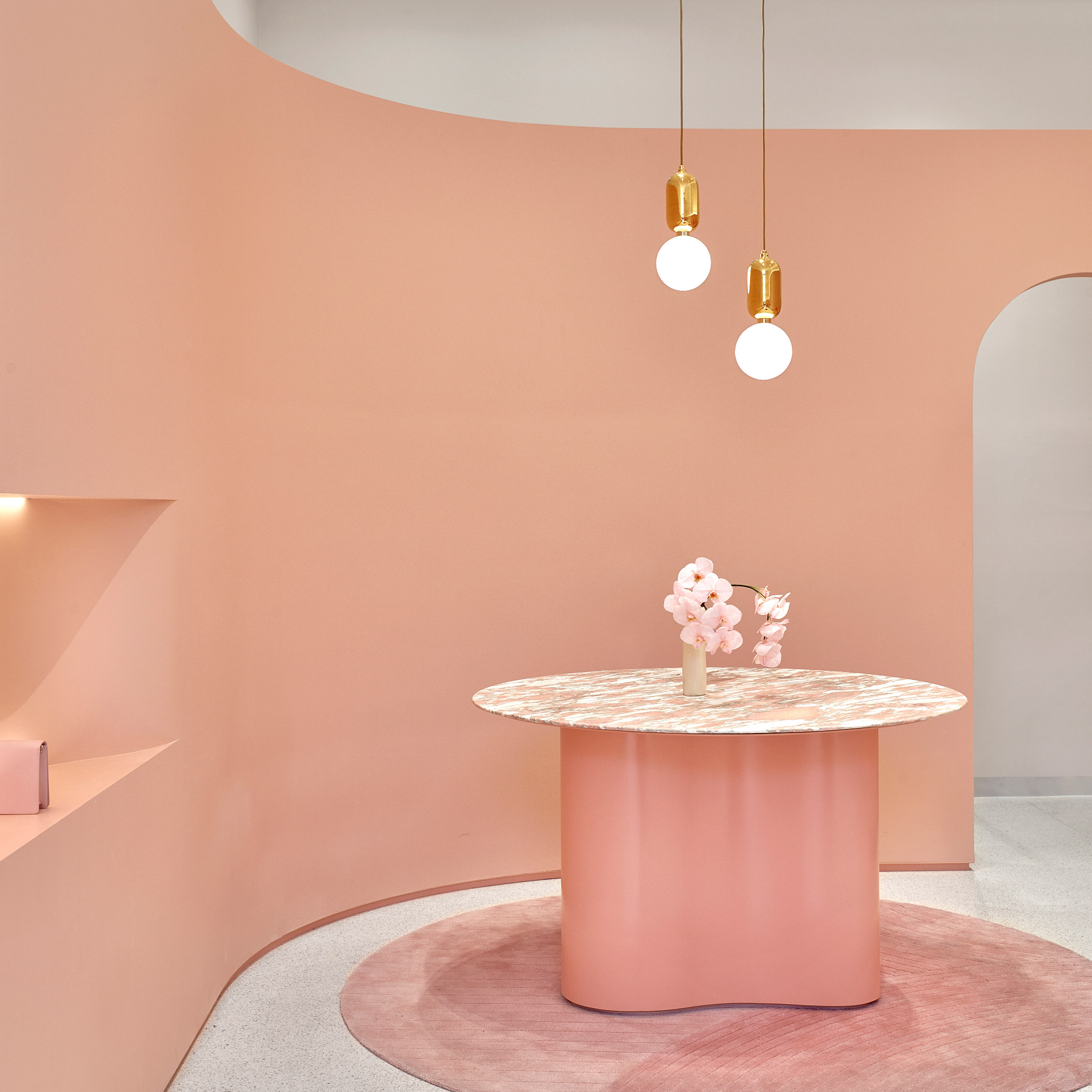 Dezeen's top 10 shops of 2018: The Daily Edited by Pattern Studio