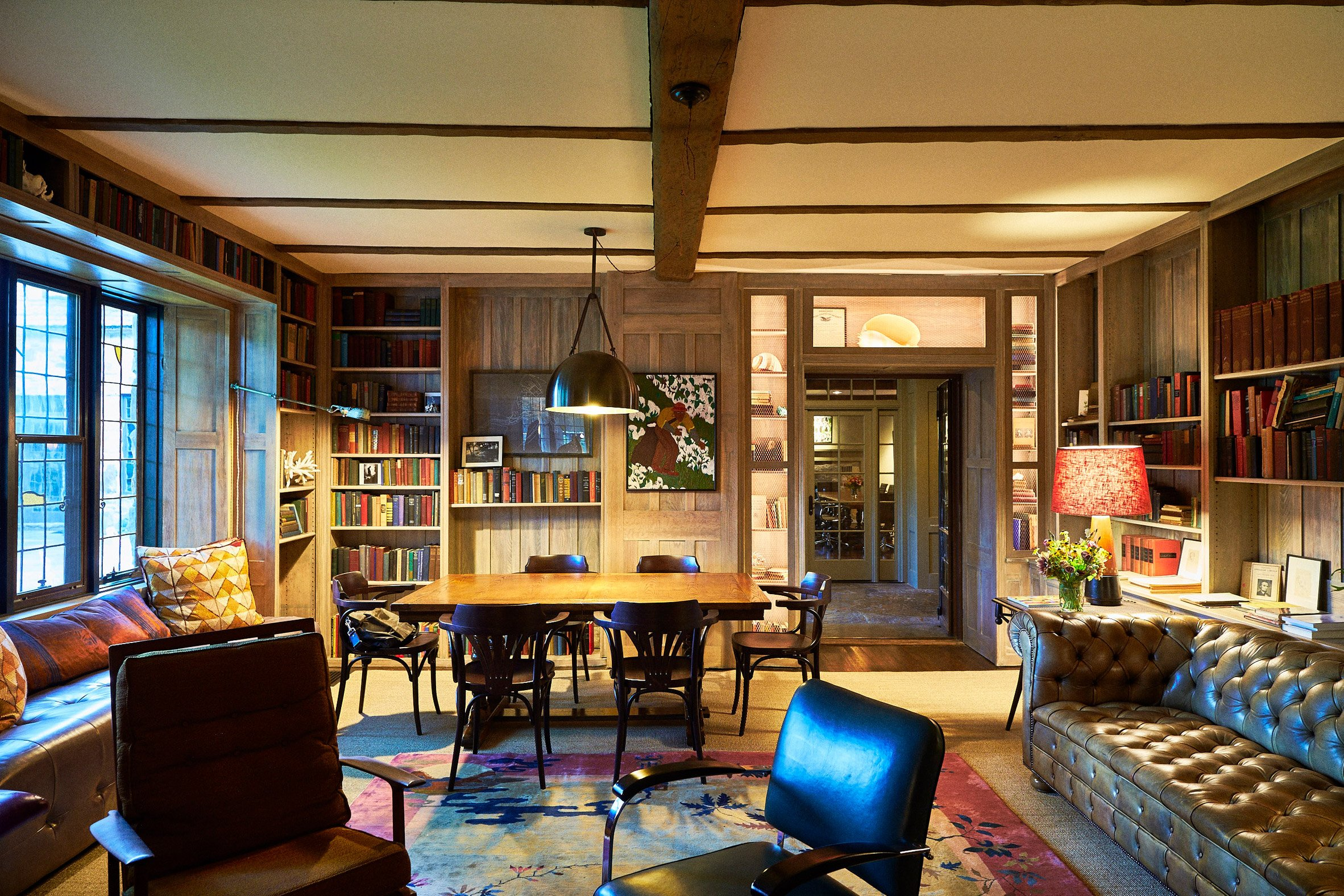 Troutbeck hotel in Upstate New York provides snug setting for rustic getaways