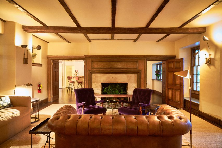 Troutbeck hotel in Upstate New York