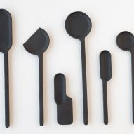 Bone and utensils by Loic Bard