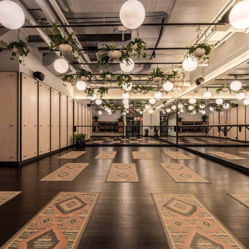 Head of spatial experience at WeWork in New York, USA