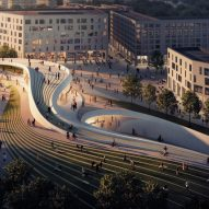 Zaha Hadid Architects and A-Lab to design stations on Oslo's new metro line