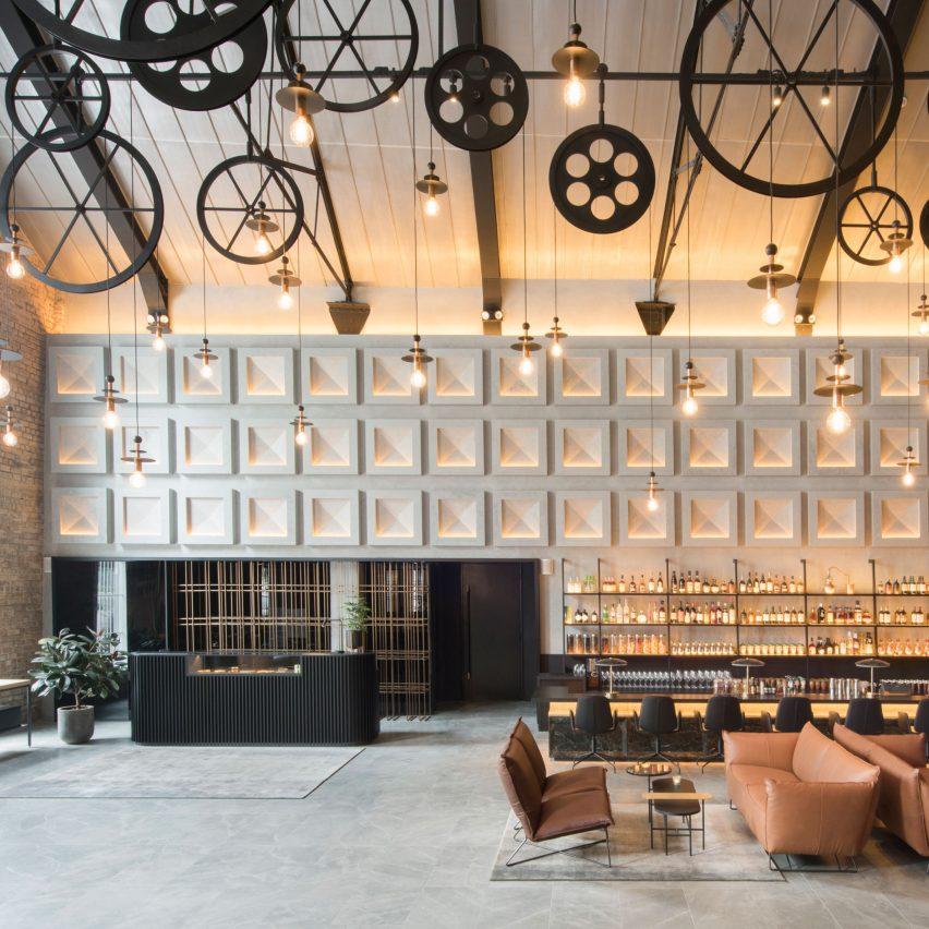 Interior designer at Asylum in Singapore