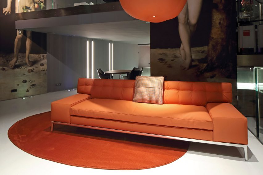 Fine Philippe Starck Covers Furniture For Cassina With Apple Beatyapartments Chair Design Images Beatyapartmentscom