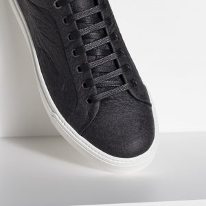 c5e1f97b56b Hugo Boss designs vegan shoes that replace leather with pineapple-based  material