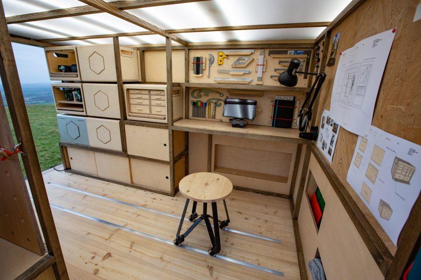 Nissan concept van Studio Hardie