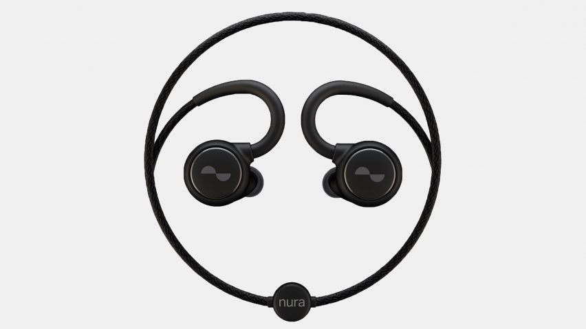 Nura loop headphones