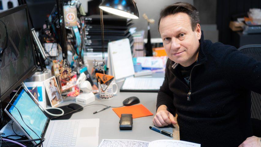 Dezeen Jobs careers guide: Ray Winkler design director at Stufish