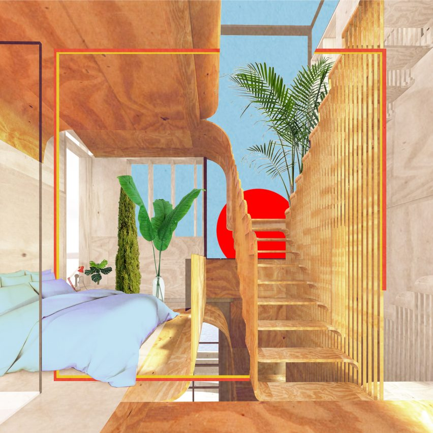 Dezeen x MINI Living Future Urban Home Competition: The Kentish Classic by The D*Haus Company