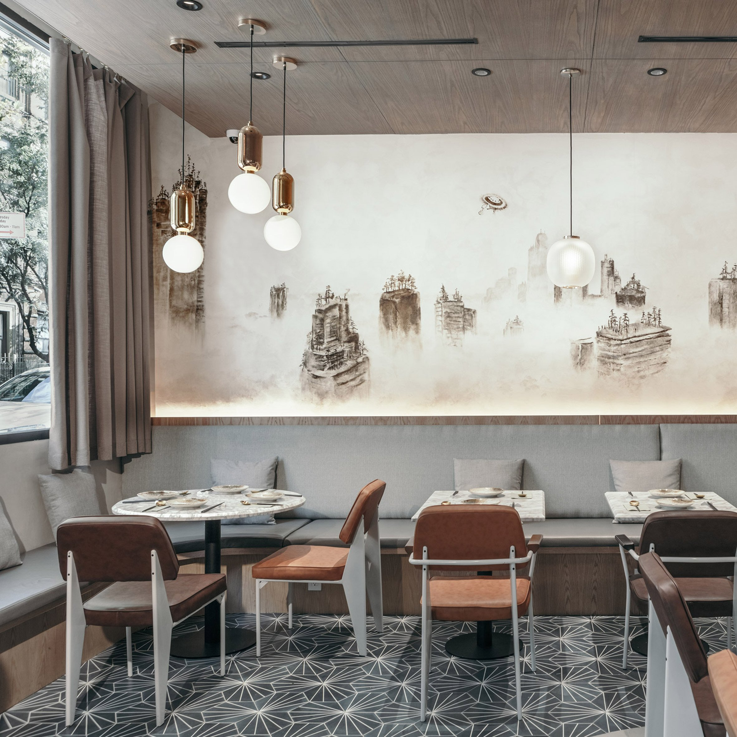 Chinese New Year: Atlas Kitchen by New Practice Studio