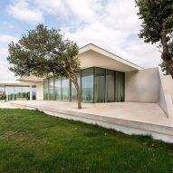 Bedrock House by Idis Turato in Croatia
