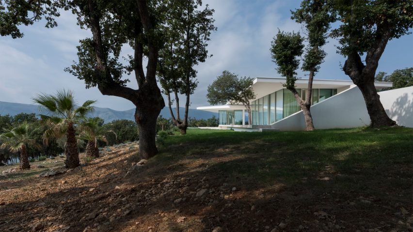 Bedrock House by Idis Turato in Croatia