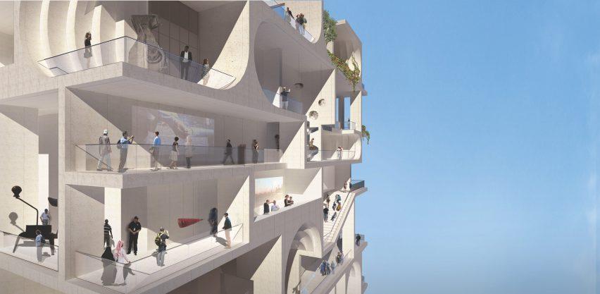 Beirut Museum of Art (BeMA) by WORKac in Beirut, Lebanon