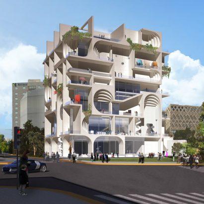 Beirut Museum of Art (BeMA) by WORKac in Beirut, Lebanon