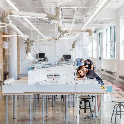Office Interiors Ideas Wall Big Moves New York Office To Bright Space In Dumbo Dezeen Office Interior Architecture And Design Dezeen