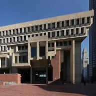 """Boston City Hall is the frog waiting to wake up as a prince"""